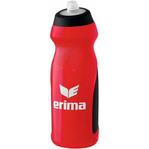Erima water bottle 0,7 l red