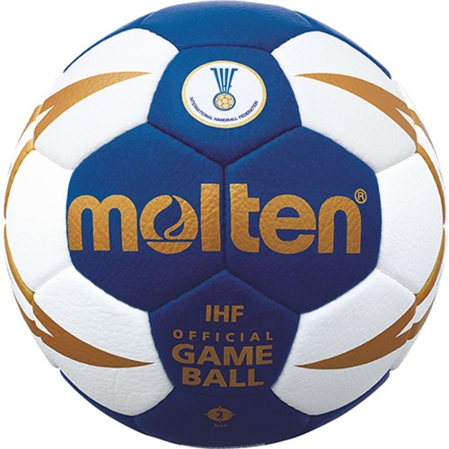 Molten Handball H2X5001 Bundesliga Damen weiß/blau/gold