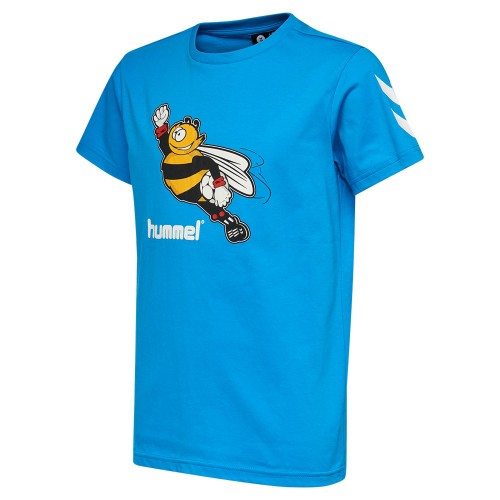 Hummel Best T-Shirt Kinder blau