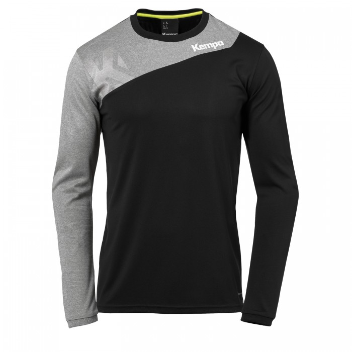 Kempa Core 2.0 Langarmshirt schwarz