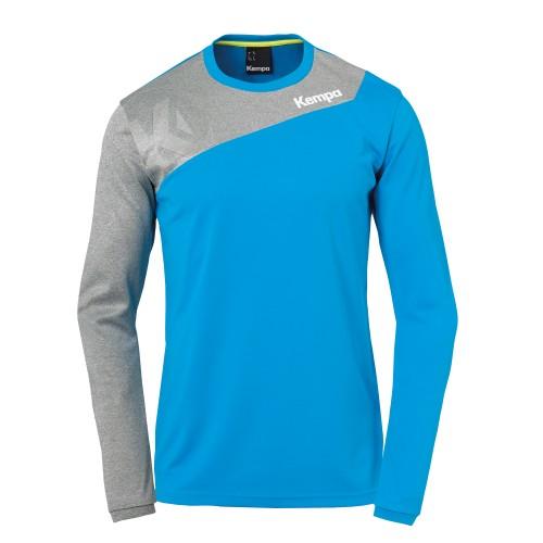 Kempa Core 2.0 Langarmshirt blau