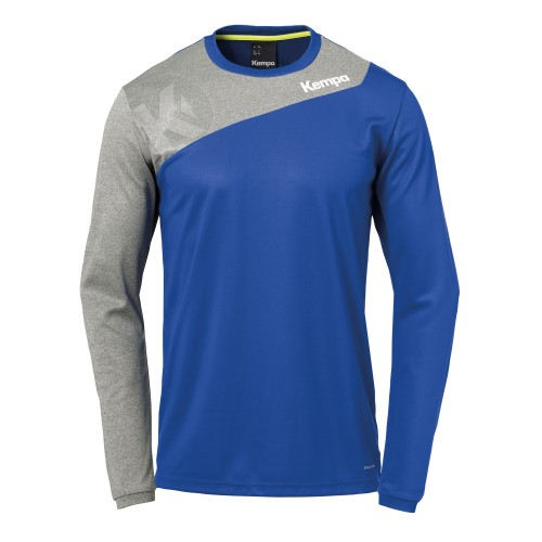 Kempa Core 2.0 Langarmshirt royal