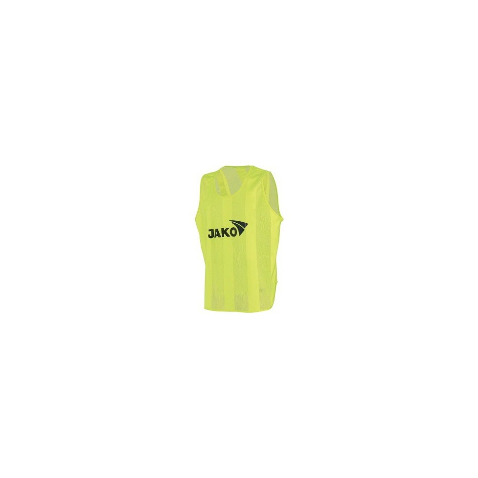 Jako Labeling Shirt 10er Set (yellow)