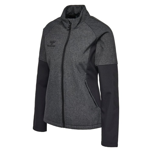 Hummel Classic Bee Dalia Jacket Women dark gray/black