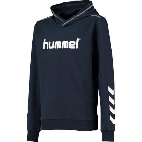 Hummel Kess Noos Hoodie marine/weiß
