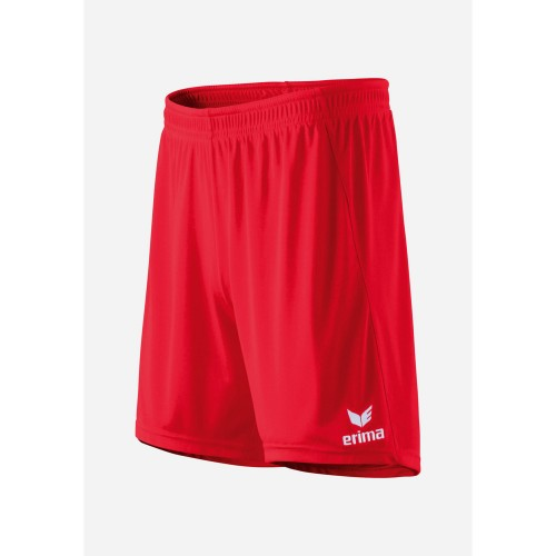 Erima Rio 2.0 Short Kids with innerslip red