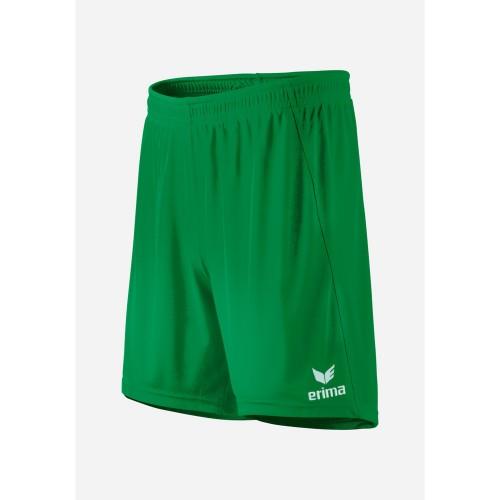Erima Rio 2.0 Short Kinder mit Innenslip grün