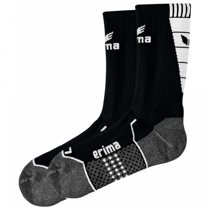 Erima Sportsocken schwarz/weiß
