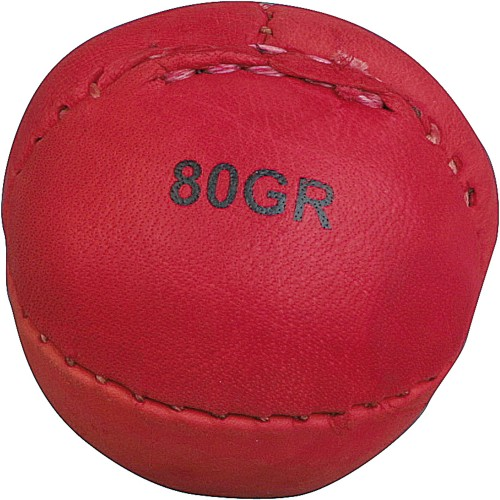 V3Tec Schlagball 80g rot
