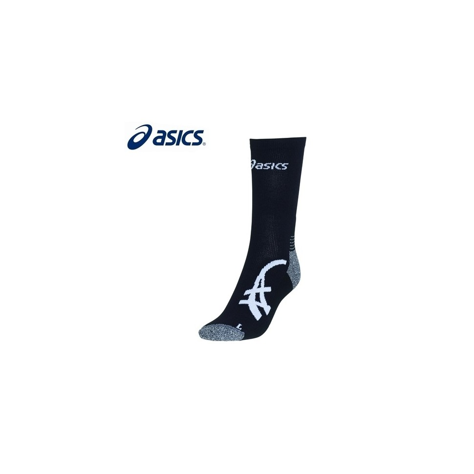 Asics Indoor Socken Sensei (schwarz/weiß)
