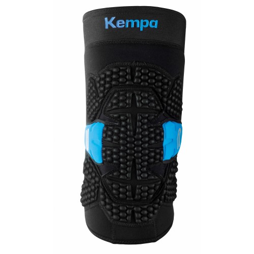 Kempa Kneeguard black/lightblue