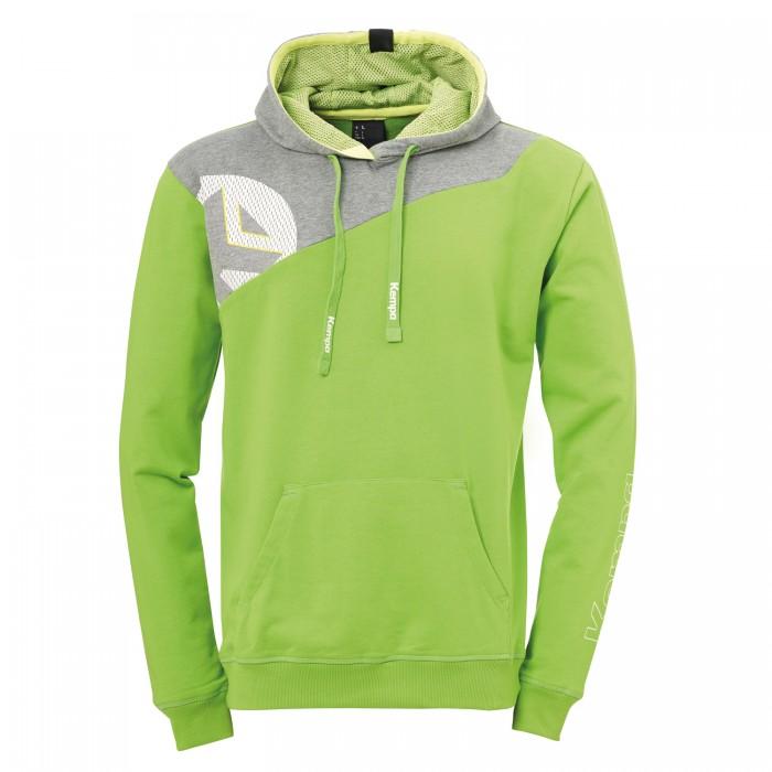 Kempa Core 2.0 Hoody Kids lightgreen/gray