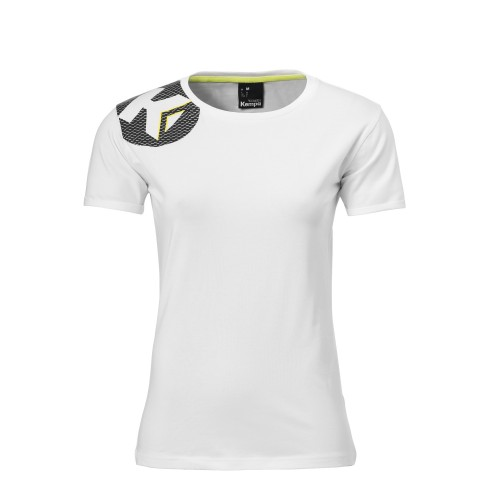 Kempa Core 2.0 Tee women white
