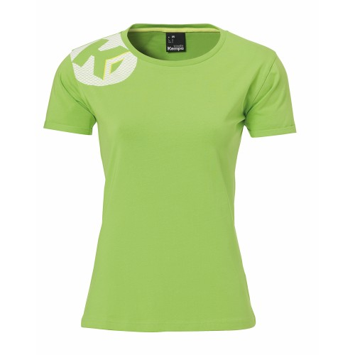 Kempa Core 2.0 Tee women lightgreen