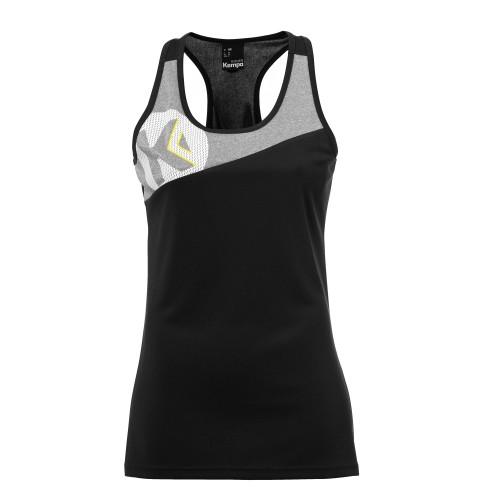 Kempa Core 2.0 Achselshirt Damen schwarz