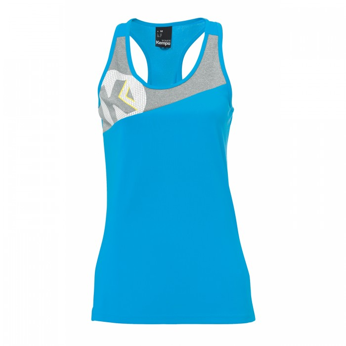 Kempa Core 2.0 Achselshirt Damen hellblau