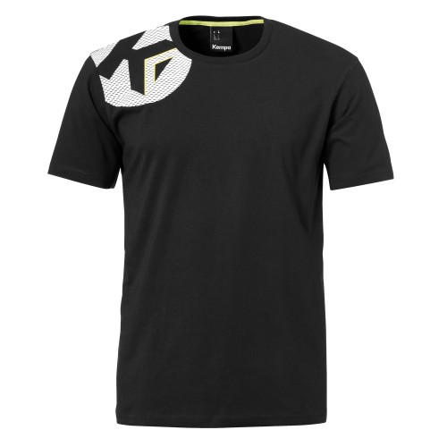 Kempa Core 2.0 T-Shirt Kinder schwarz