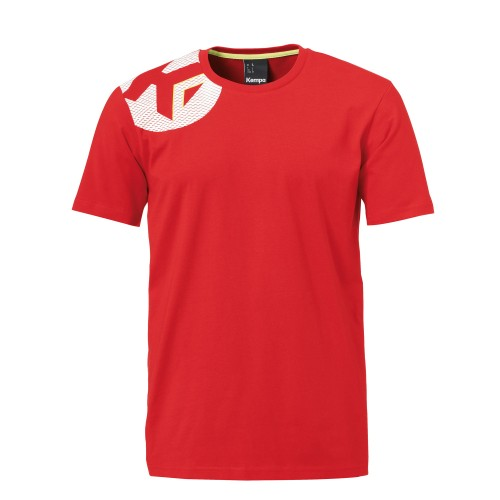 Kempa Core 2.0 T-Shirt Kinder rot