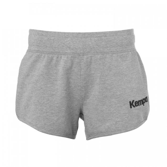 Kempa Core 2.0 Sweatshort Damen grau