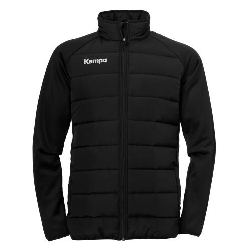 Kempa Core 2.0 Puffer Jacke schwarz