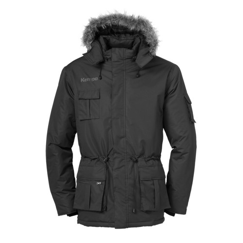Kempa Core 2.0 Winterjacke anthrazit