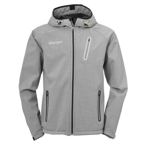 Kempa Core 2.0 Softshell Jacket gray