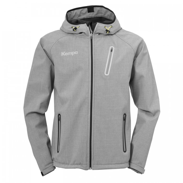 Kempa Core 2.0 Softshell Jacket gray