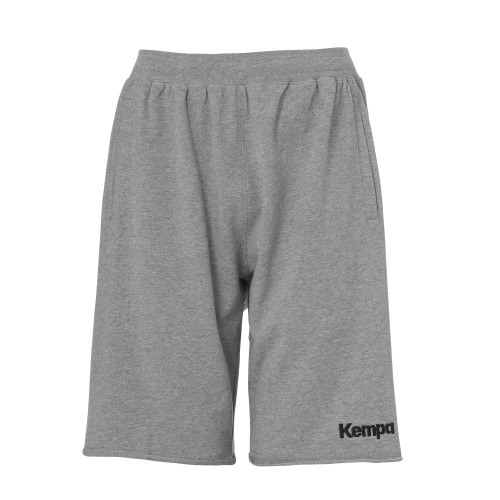 Kempa Core 2.0 Sweatshort Kinder grau