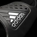 Adidas Badeschuhe Kyaso schwarz