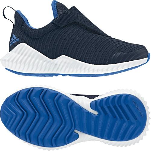 Adidas Freizeitschuhe Forta Run AC Kinder navi/weiß
