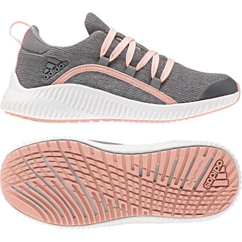 Adidas Freizeitschuhe Forta Run X Kinder grau/rosa