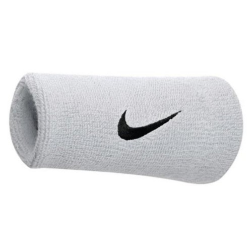 Nike Sweatband wide white/black