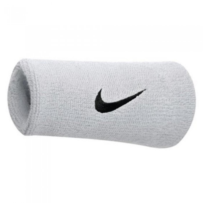 Nike Sweatband wide white/black