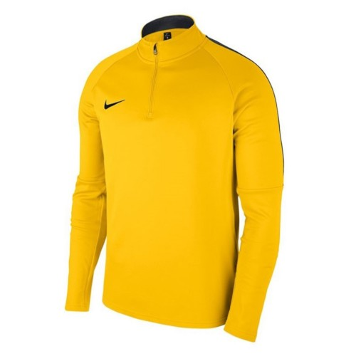 Nike Drill Top Dry Academy 18 gelb