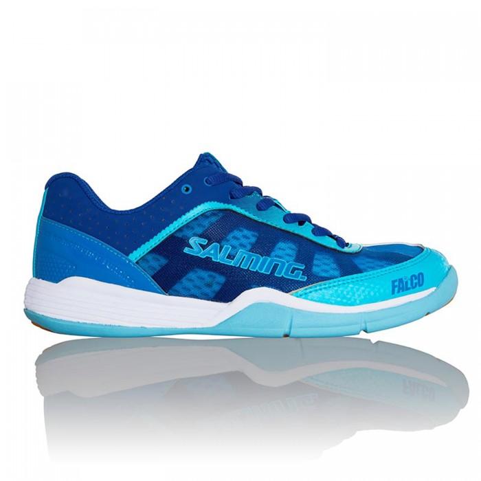 Salming Handballshoes Falco Women blue/lightblue