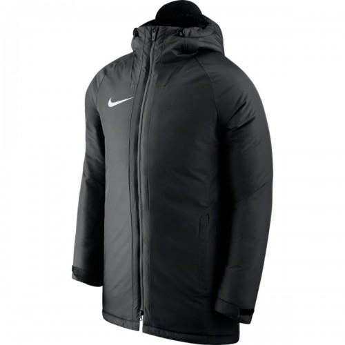 Nike Dry Academy18 Winterjacke Kinder schwarz