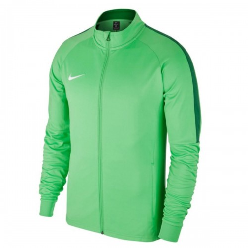 Nike Dry Academy18 Training Jacket Kids green
