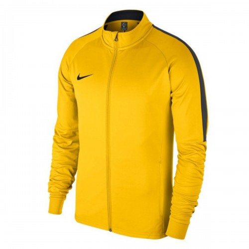 Nike Dry Academy18 Training Jacket Kids yellow