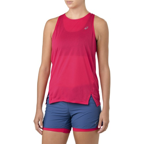 Asics Cool Tank women pink