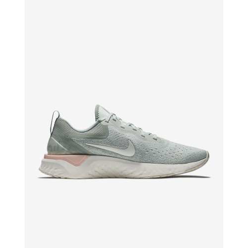 Nike Laufschuhe Odyssey React Damen silbergrau/sand