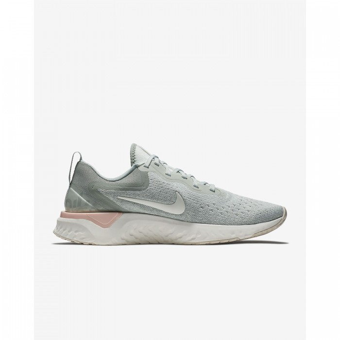 Nike Runningshoes Odyssey React Women silver gray/sand
