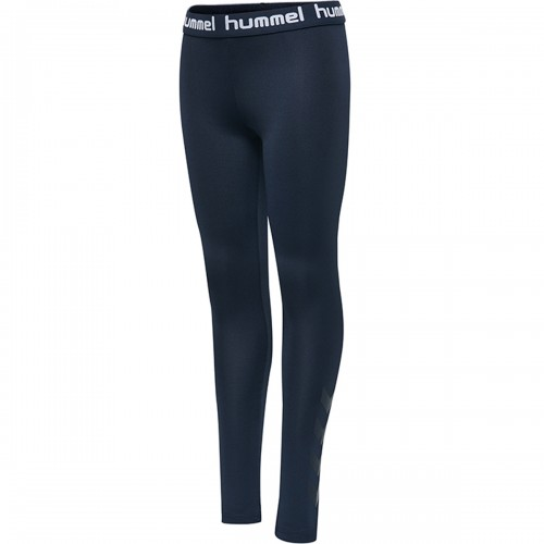 Hummel Tona Tight Kinder dunkelblau