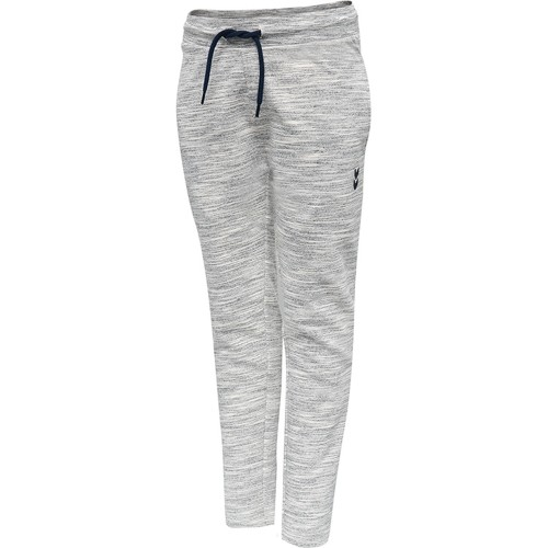 Hummel Mylene Pant Girls lightgray flecked