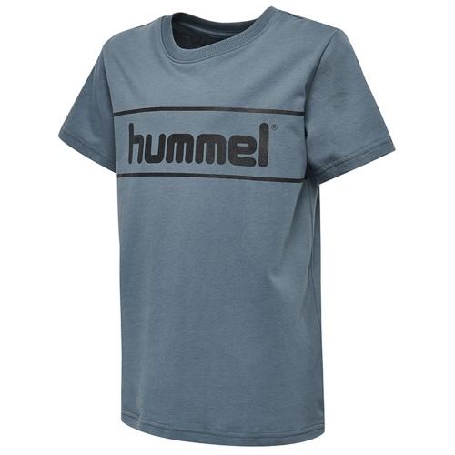 Hummel Jaki Tee Kids gray
