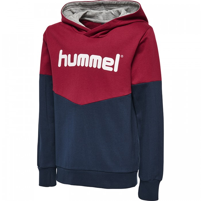 Hummel  Mali Sweatshirt Kids black/gray