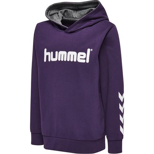 Hummel  Kess Hoodie Kids purple/white