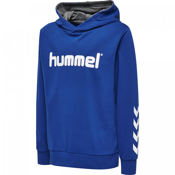 Hummel  Kess Hoodie Kids blue/white