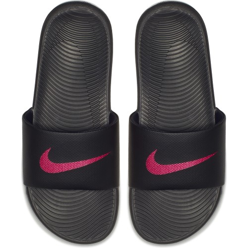 Nike Shower Shoes Kawa Slide women black/pink