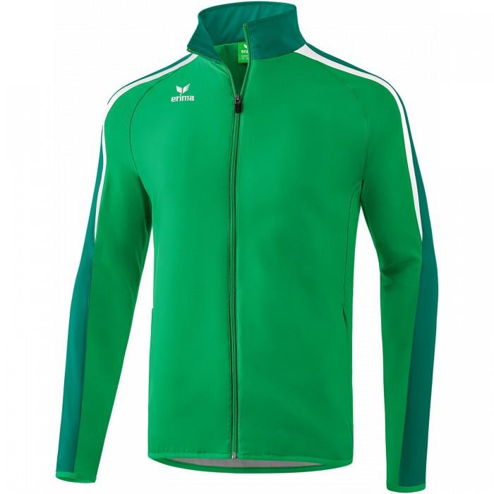 Erima Liga 2.0 Presentation Jacket green/white
