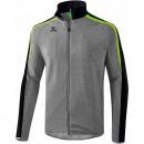Erima Liga 2.0 Presentation Jacket grey melange/green